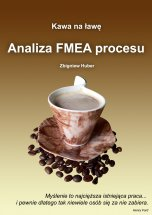 Analiza FMEA procesu - okładka e-booka
