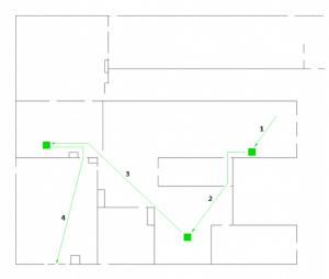 Diagram spaghetti - po optymalizacji