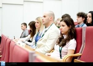 """Sesja Naukowa """"Wyzwania zarządzania jakością"""" - uczestnicy"""